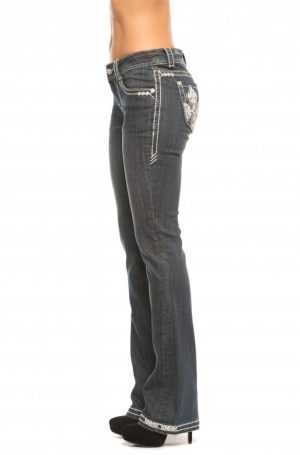 Angela Bootcut Jeans