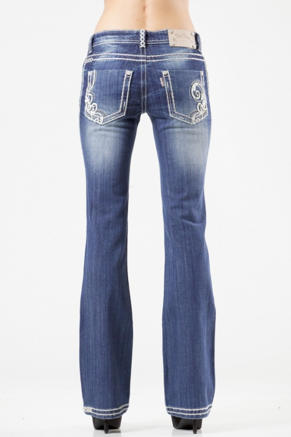 Rose Royce Shelby Bootcut Jeans