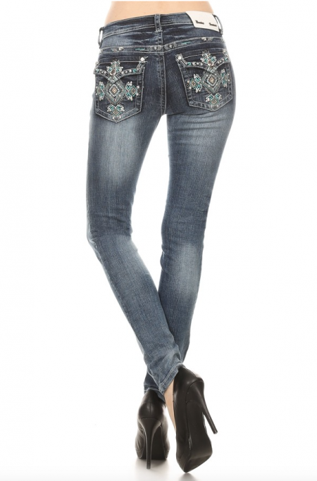 Denim Couture - Skinny Jeans