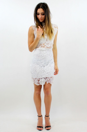 Lioness Godiva Lace Dress