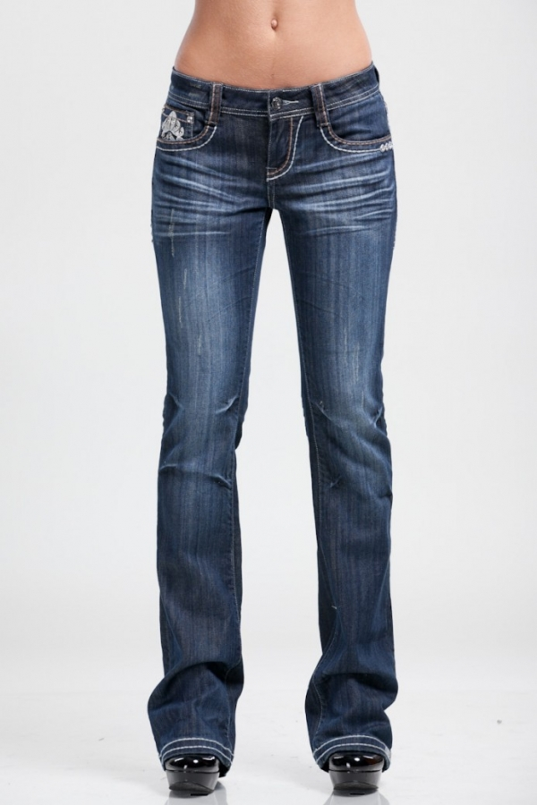 Pearla Bootcut Jeans
